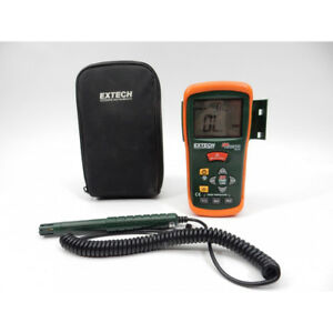 Extech Rh101 Combination Humidity Meter And Infrared Thermometer
