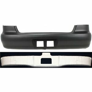 New Kit Bumper Cover Facial Rear To1170117 To1100185 5261502040 5215902903