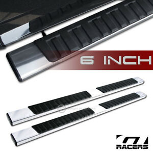 For 2007 2018 Tundra Crewmax extend Crew 6 Oe Aluminum Side Step Running Boards