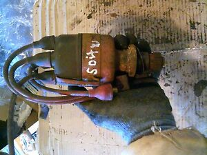 Farmall Ih 504 Utility Tractor Engine Motor Distributor Assembly