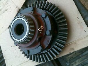 Farmall 560 Tractor Ih Ihc Transmission Main Pinion Drive Gear Assembly