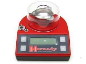 Hornady 50108 Red Lock N Loaded Electronic Bench Powder Ammo Scale