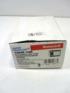 Honeywell Y594r1425 Low Voltage 2 Stage Heat Pump Thermostat New