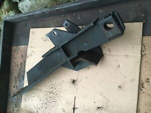 Fisher Minute Mount Plow 7169 Driver Side Push Plate Only