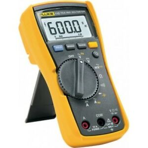 Fluke 115 True rms Digital Multimeter_dvom