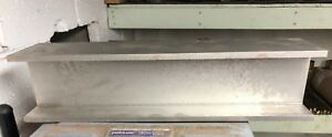 4 X 4 125 X 17 5 Long X 3 8 304 Stainless Steel I beam