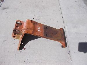 Allis Chalmers D14 Tractor Ac 3pt Hitch Center Top Link 3rd Link Holder Bracket