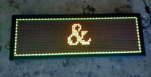 Sigtronix Led 40 Programmable