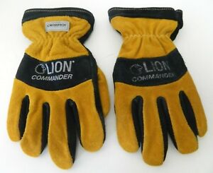 Lion Commander Structural Fire Fighting Protective Glove Lpg927bg Size Large 12