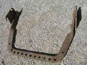 Farmall Sa 100 130 Tractor Original Ih Horse Shoe Drawbar Ih Mounting Bracket