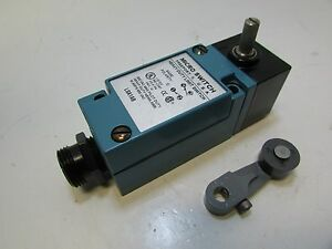Micro Switch Lsa1ab Limit Switch With Lever New