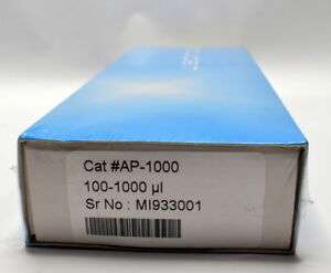 Ap 1000 Aps Accupet Pro Single Channel Air displacement Micropipette