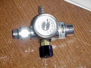 Victor Lp160 Lp 160 0 1200psig Inlet 1000psi Compressed Gas Air Regulator Valve