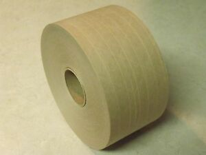 500 Yards 4 Roll Pack Reinforced Kraft Paper Tape