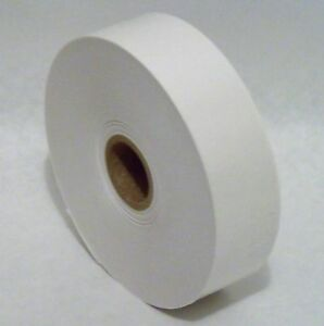 4 Rolls 1 5 X 500 Feet Each Water Activated Natural White Kraft Paper Tape