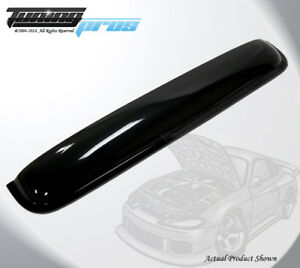 For 1999 04 Chrysler 300m Dark Grey Shield Top Moon Sunroof Visor 980mm 38 5