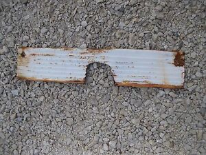 Farmall 340 Rc Tractor Original Ih Ihc Front Left Hood Engine Side Cover Panel