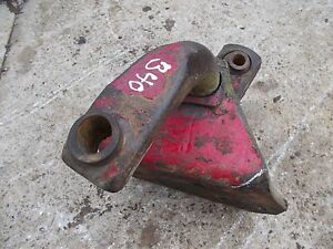 Farmall 340 Rowcrop Tractor Ih Fasthitch Bottom Main Anchor Bracket