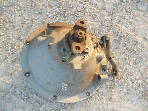 Mccormick Farmall F12 F14 Tractor Ih Main Transmission Input Housing