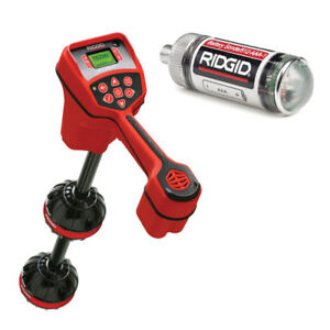 Ridgid 19238 Navitrack Scout Locator W 16728 Remote Transmitter
