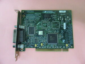 National Instruments Ni Pci gpib Ieee 488 2 Interface Card 183617h 01