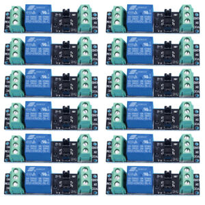 Dc 3 3 3v Relay High Level Driver Module Optocouple Relay Module For Arduino Lot