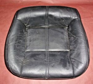 93 96 Camaro Z28 Rs Firebird Formula Rear Back Bottom Seat Gr Gray Leather 74
