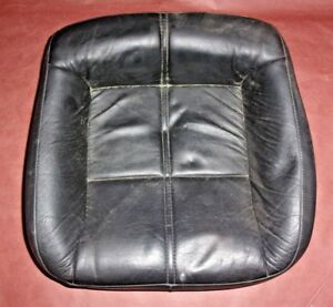 93 96 Camaro Z28 Rs Firebird Formula Rear Back Bottom Seat Gr Gray Leather 75