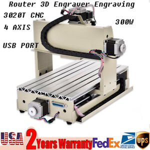 Cnc3020 4axis 57 Two phase 1 45a 2a Stepping Motor Engraving Machine control Box