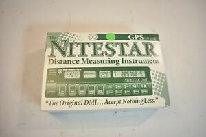 Nu metrics Nitestar Ns 50w Distance Measuring Instrument Dmi Tool Interface Us