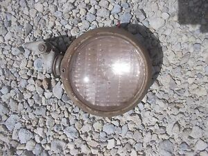 Ferguson Ford Tractor Adjustable Front Head Light With Adjustable Bracket
