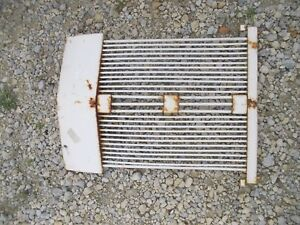 Ford 8n Tractor Nice Ford Front Nose Cone Grill 8 N