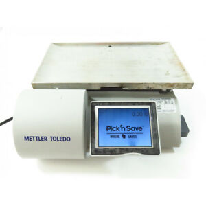 Mettler Toledo Produce Scale Pact m