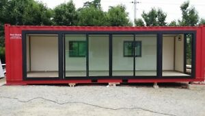 New Detachable 10mx2 2mx2 3m Container House Home Office Hotel Shipped By Sea
