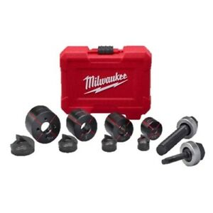 Milwaukee 49 16 2692 Milwaukee Exact 1 2 To 1 1 4 Knockout Set