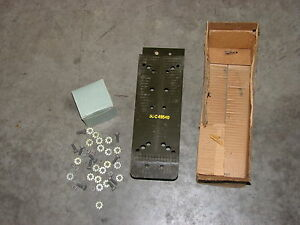 Willys Jeep Nos Mounting Bracket For Mt 299 Radio Mount