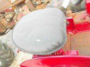 Farmall A Tractor Tag Ih Complete Padded Pad Seat Assembly Pan Brackets Mount