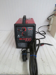 Century M16930 2 Vm Wire Feed 100 Welder