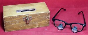 Designs For Vision s Surgical Telescopes W Box 6 25 Glasses Loupe Vintage