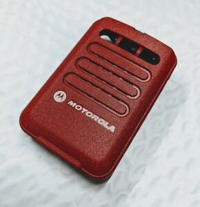 Motorola Minitor Vi 6 Front Housing Red