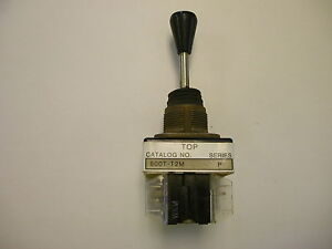 Allen Bradley 800t t2m Joystick Toggle Switch 2 Way