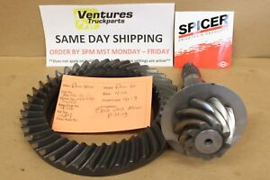 Dana 60 Ring And Pinion 4 56 Ratio Standard Cut Rotation Oem Spicer Good Used