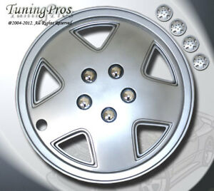 Style 050 14 Inches Hub Caps Hubcap Wheel Cover Rim Skin Covers 14 Inch 4pcs