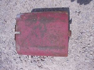 Farmall M Sm Tractor Original Ih Ihc Power Take Off Pto Shield Cover Guard