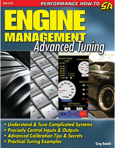 Engine Management Advanced Tuning Book Must Have For Tuners Calibrators New
