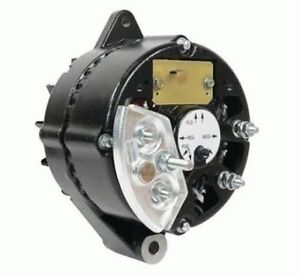 New Alternator For John Deere Tractor Backhoe Loader Lift Truck Power Unit