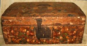 Colonial Era 1700 S Hand Crafted Document Box