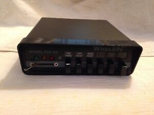 Whelen Pcc s9r Emergency Lightbar Power Control Center