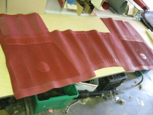 70 1970 Impala Caprice Nos Gm Front And Rear Floor Mats Set