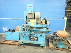 Heald 261 Rotary Surface Grinder 13 1 2 11181390004